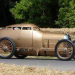 Опережающее время авто «Золотая субмарина»