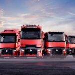 Renault – обновленные грузовики