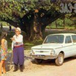 Советский Союз создавал хорошую рекламу для успешной экспортировки автомобилей
