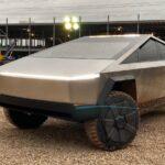 Tesla Cybertruck получит «режим краба» вслед за Хаммером