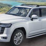 Toyota Land Cruiser 300 – обновленный внедорожник