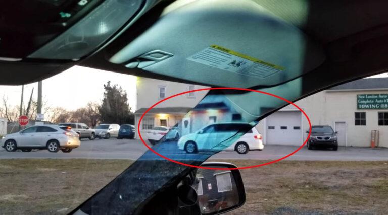 Устранение «слепых зон» в автомобиле - гениальное изобретение ребенка