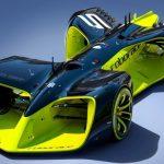 Беспилотный болид Roborace может в будущем покорить «Формулу-1»