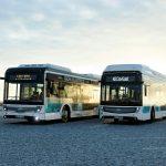 CaetanoBus – португальские электробусы с  водородными установками Toyota