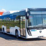 Газовые автобусы КАМАЗ