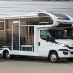 Не нуждающийся в заправке бензином уютный автодом