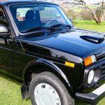 Немцы трёхдверную Lada Niva превратили в электрокар