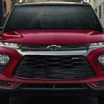 Новый кроссовер Chevrolet Trailblazer – комплектации и цены