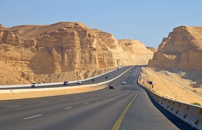 Рейтинг - самые протяженные дороги в разных уголках планеты