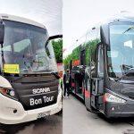 Scania и партнеры: Автобусный туризм