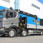 Scania – универсальный мастер из Новгорода