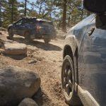 Subaru – еще одна модель для бездорожья