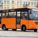 Украинские автобусы I-Van на шасси Mercedes