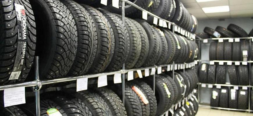 Водители могут столкнуться с дефицитом шин