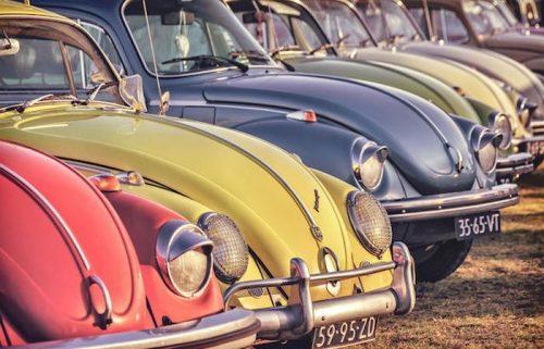 Volkswagen Beetle - интересные факты