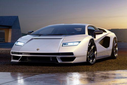 Возрожденный Lamborghini Countach
