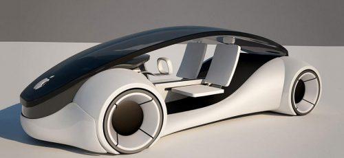 Apple с Toyota создадут беспилотный автомобиль