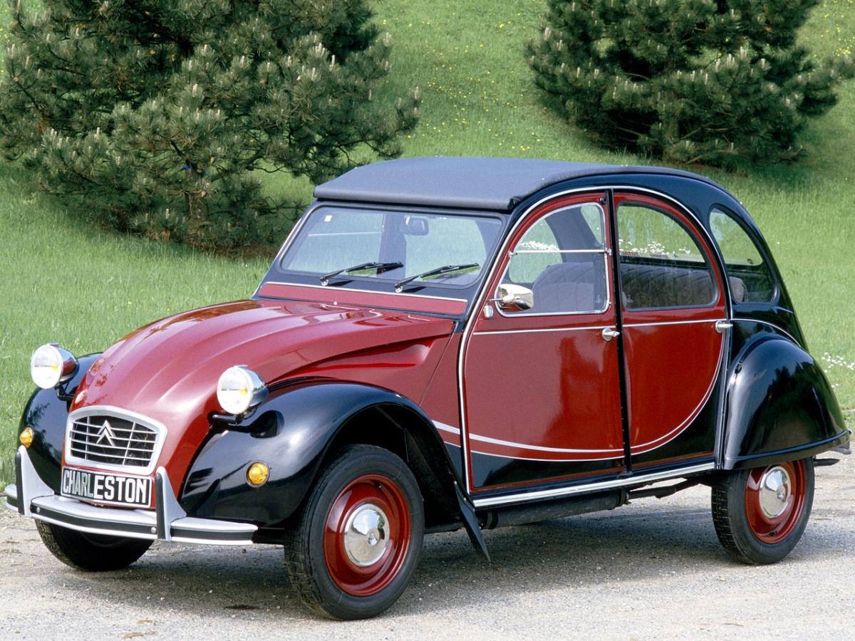 Автомобили с поднимающим настроение дизайном