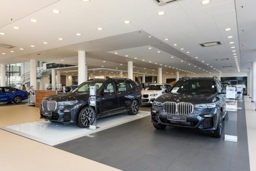 BMW и Mercedes будут в дефиците