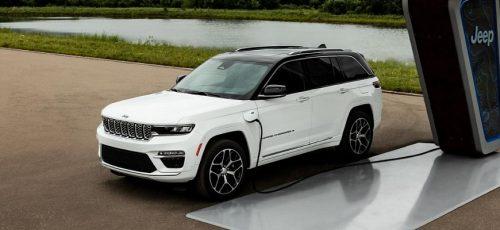 Двухрядный Jeep Grand Cherokee