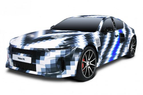 Hyundai и Rimac - водородный суперкар