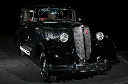 Интересные модели советских ретро-машин
