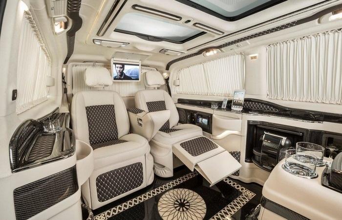 Любой автомобиль можно превратить в настоящий предмет роскоши