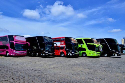 Marcopolo и Busworld 2022 - автобусный интерес в Латинской Америке