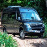Mercedes Sprinter – техническое обновление