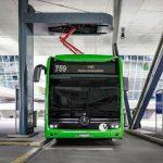 Mercedes eCitaro – электробус с ультрабыстрой зарядкой