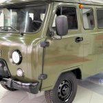 Микроавтобусы УАЗ «Буханка» доработали под европейские экологические стандарты