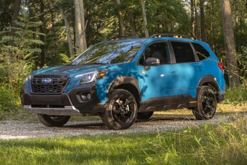 Новый Subaru Forester Wilderness