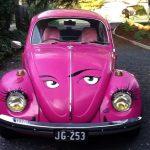 Рейтинг гламурных машин и мини-автомобилей со странным тюнингом