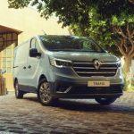 Renault Trafic – обновлены грузовые версии малотоннажника