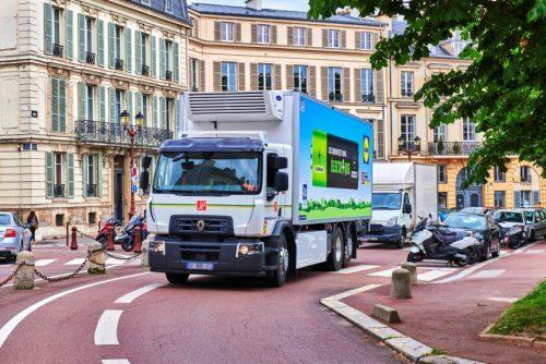 Renault - расширение гаммы электрогрузовиков