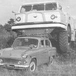 Советский вездеход ЗиЛ-Е167