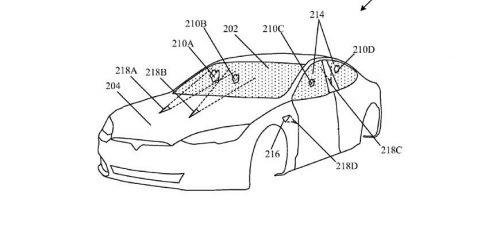 Tesla оформила патент на лазерные «дворники»
