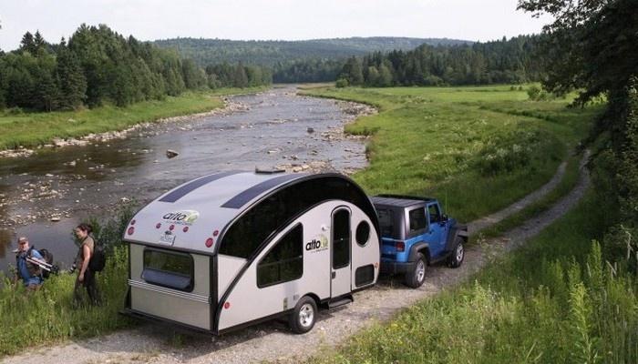 Трейлер Alto для любителей комфортного отдыха на природе