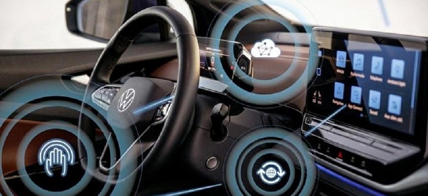 Volkswagen - новое беспроводное обновление электроники