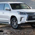 Lexus – новые цены на иномарки