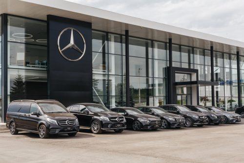 Mercedes-Benz - самый популярный автомобиль среди депутатов
