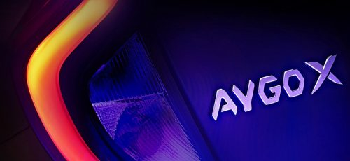 Toyota Aygo X - новый малогабаритный кроссовер