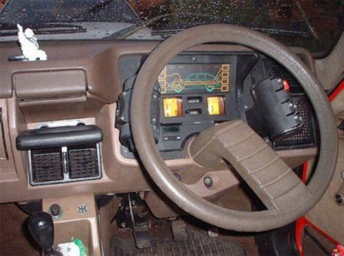 Уникальные приборные панели для автомобиля