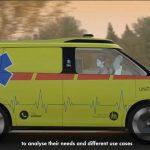 Volkswagen ID Buzz – беспилотная скорая помощь