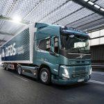 Volvo — первый крупный контракт на электрогрузовики