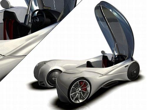 Впечатляющие автомобильные концепты современности