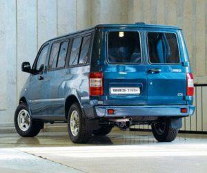 Минивэн УАЗ-3165М «Симба»