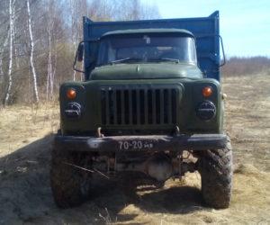 Рабочая лошадка ГАЗ 53