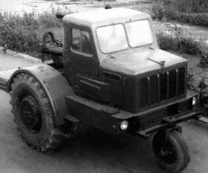 Секретные тягачи Советской Армии