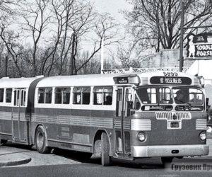 Сочленённые автобусы